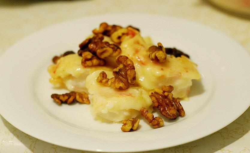 Honey Walnut Shrimp | the tasty spot